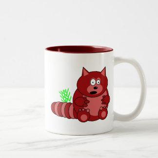 Pook the Red Panda Mug