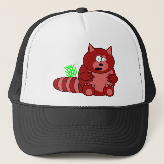 Pook the Red Panda Truckers Cap
