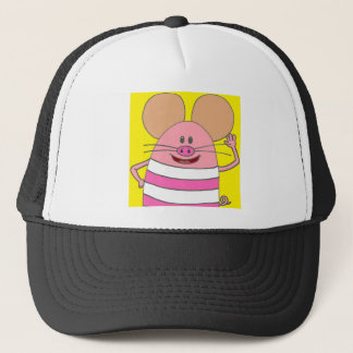 Pookey The Mousepig Merchandise Trucker Hat