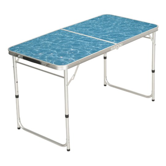 Pool2 Tailgate Size Pong Table