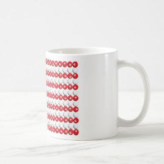 Pool Ball American Flag Coffee Mug