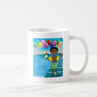 Pool Ball Boy Coffee Mug