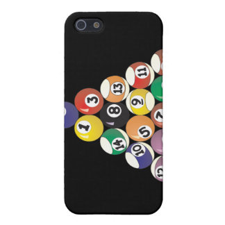 Pool Balls iPhone 5 Cover