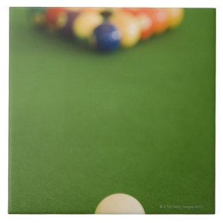 Pool Balls Tile