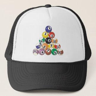 Pool Balls Trucker Hat