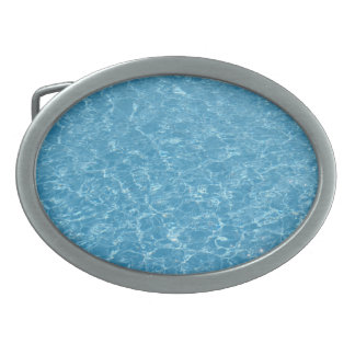 Pool Belt Buckle