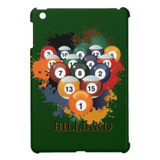 Pool Billiard Balls iPad Mini Case