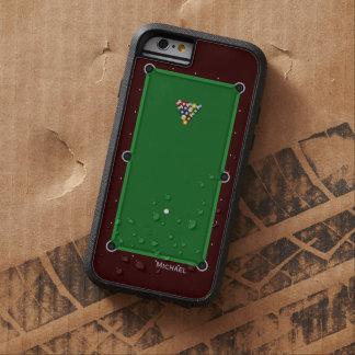 Pool Billiard Table Tough Xtreme iPhone 6 Case