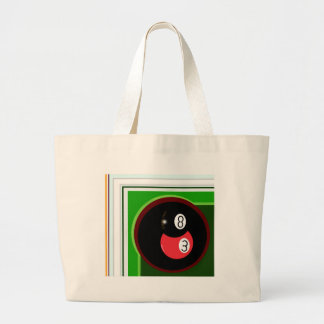 POOL BLACK AND RED BALL BAGS