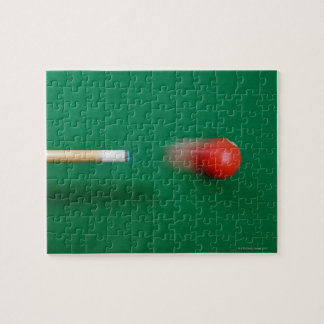 Pool Cue Jigsaw Puzzle