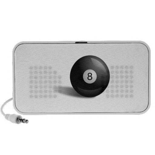 Pool Eight Ball PC Speakers