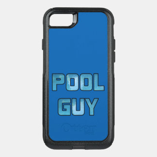 Pool Guy OtterBox Commuter iPhone 8/7 Case