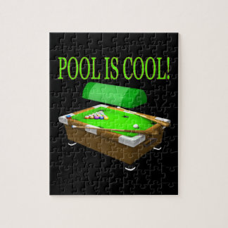 Pool Is Cool Jigsaw Puzzle