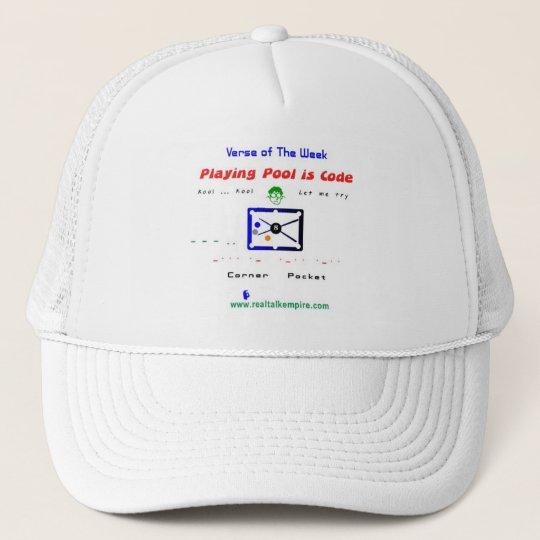 Pool is - Hat