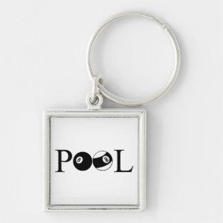 Pool Key Ring