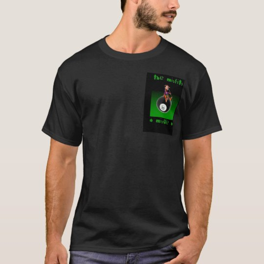 Pool League Team Shirts - The Misfits