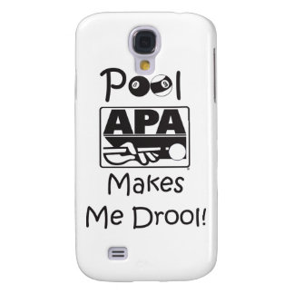 Pool Makes Me Drool Galaxy S4 Case
