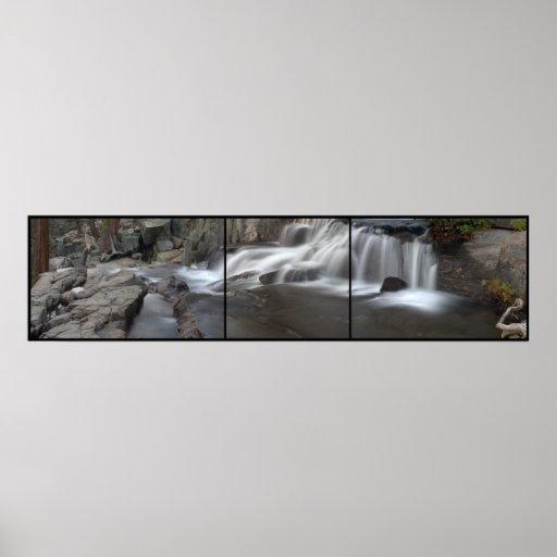 Pool of Dreams- Eagle falls Lake Tahoe, CA Poster