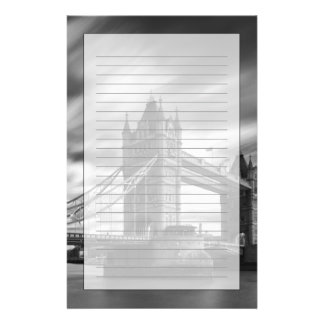Pool of London, England Personalized Stationery