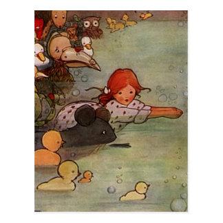 Pool of Tears Postcard