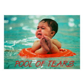 pool of tears poster