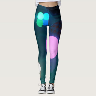 Pool party nite leggings
