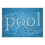 pool party : starshine poster