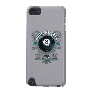 Pool Player Filigree 8-Ball iPod Touch (5th Generation) Cover