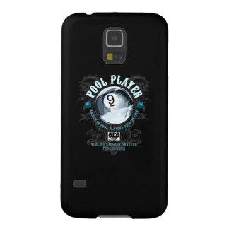 Pool Player Filigree 9-Ball Galaxy S5 Case