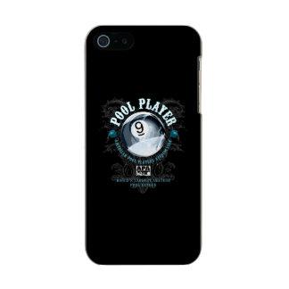 Pool Player Filigree 9-Ball Incipio Feather® Shine iPhone 5 Case