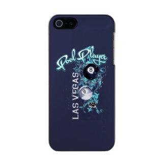 Pool Player Filigree Incipio Feather® Shine iPhone 5 Case