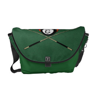 Pool Player Courier Bags