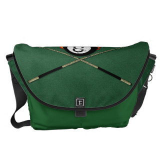 Pool Player Commuter Bags