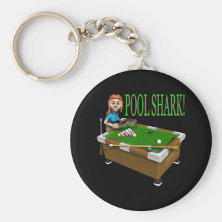 Pool Shark 2 Keychains