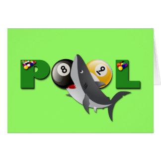 POOL SHARK CARDS