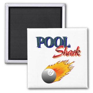 Pool Shark Magnet