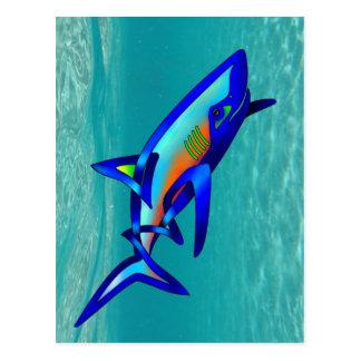 Pool Shark Postcards