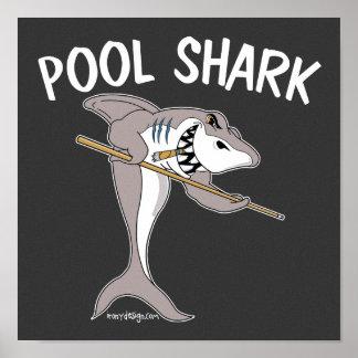 Pool Shark Poster