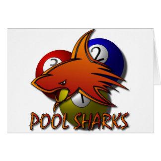 Pool Sharks Kaart