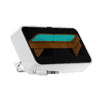 Pool Table Doodles iPod Speaker