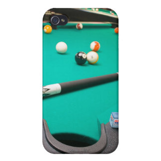 Pool Table iPhone 4 Case