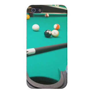 Pool Table iPhone 5/5S Case