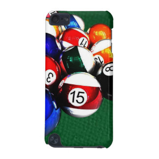 Pool Table iPod Touch Case