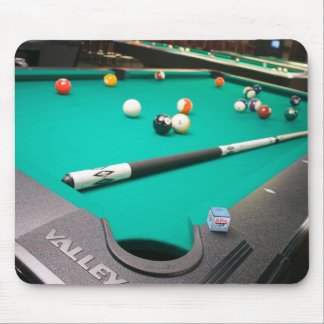 Pool Table Mouse Mat