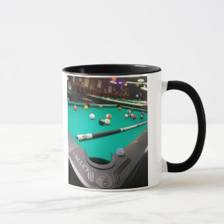Pool Table Mug