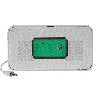 Pool Table iPhone Speaker