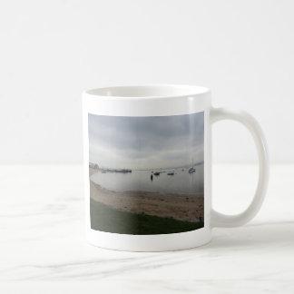 Poole Harbour from Hamworthy Coffee Mug