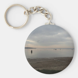 Poole Harbour from Hamworthy Key Ring
