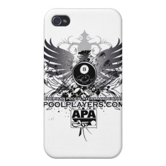 PoolPlayers.com Cover For iPhone 4