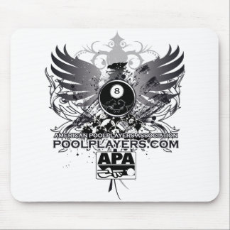 PoolPlayers.com Mouse Mat